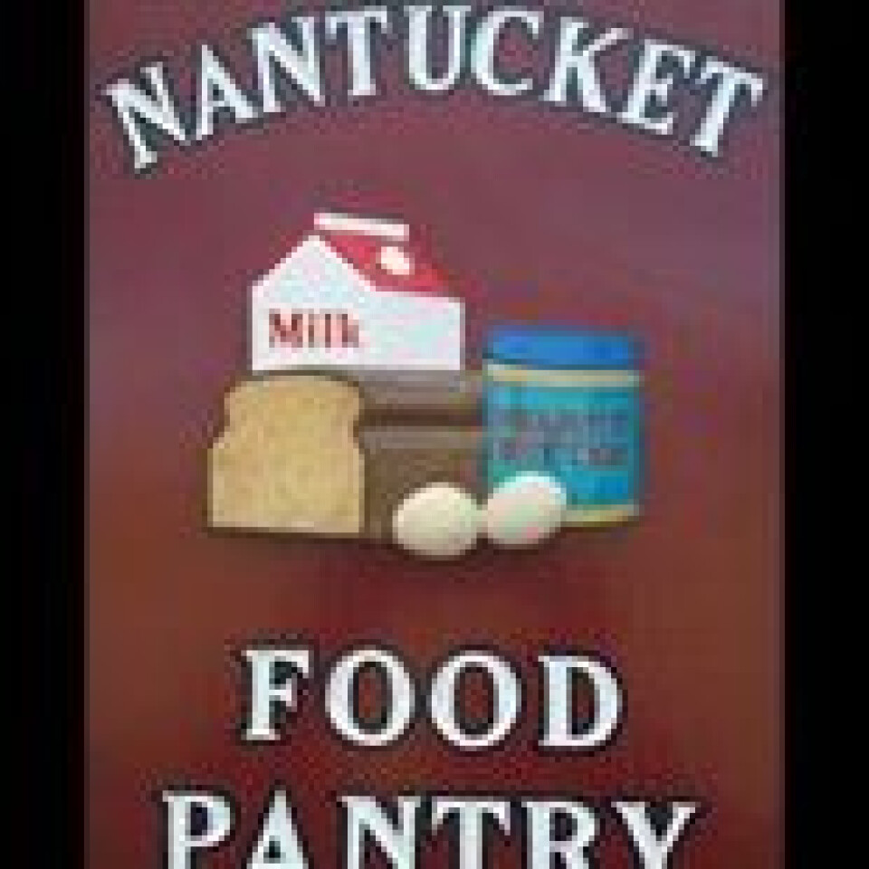 Donations of food and money for the Food Pantry